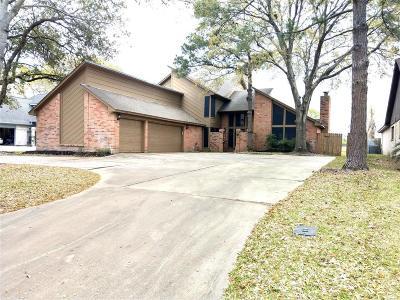 Houston Single Family Home For Sale: 7306 Blenheim Palace Lane