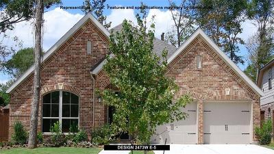 Pearland Single Family Home Pending: 3713 Bonham Hills Lane