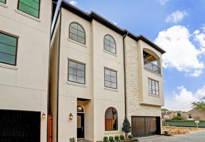 Houston Single Family Home For Sale: 2418 Potomac Drive #B