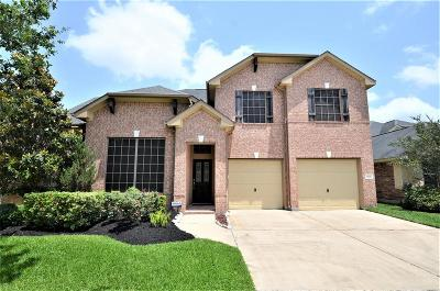 Cinco Ranch Single Family Home For Sale: 9818 Parsonsfield Lane