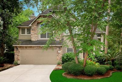 The Woodlands Single Family Home For Sale: 10 Glade Bank Place