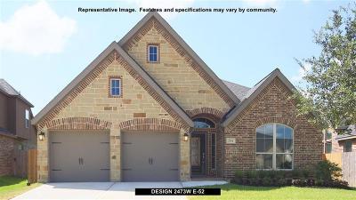 Fulshear Single Family Home For Sale: 30422 Night Heron Lane
