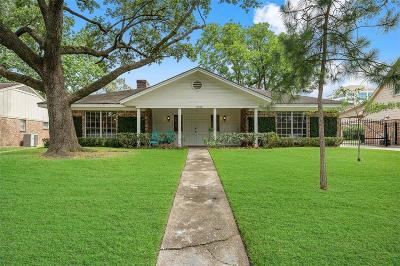 Memorial Single Family Home For Sale: 12338 Barryknoll Lane