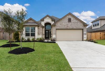 Hockley Single Family Home For Sale: 17615 Cypress Hilltop Way