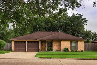 Houston TX Single Family Home For Sale: $155,000