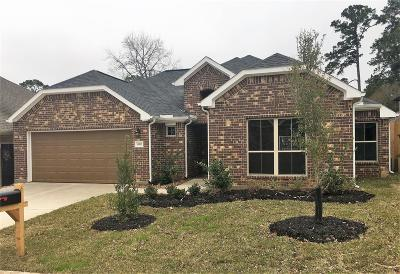 Montgomery Single Family Home For Sale: 11913 Mockingbird Lane