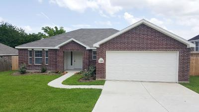 Willis Single Family Home For Sale: 12490 Hackberry