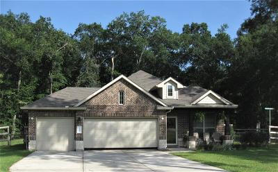 Conroe TX Single Family Home For Sale: $299,900