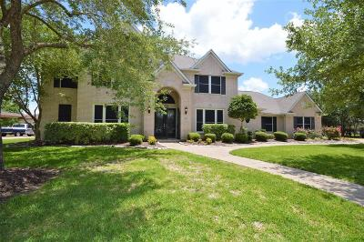 Pearland Single Family Home For Sale: 3703 Pine Bark Court