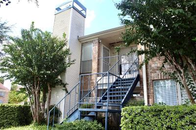 Houston TX Condo/Townhouse For Sale: $59,900