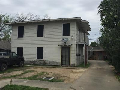 Houston Multi Family Home For Sale: 7715 Glover Street