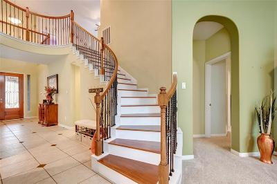 Richmond Single Family Home For Sale: 10923 Dermott Ridge Drive