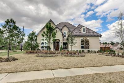 Spring Single Family Home For Sale: 3935 Rolling Thicket Drive