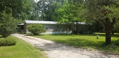 San Jacinto County Single Family Home For Sale: 351 Oak Tree Dr Drive