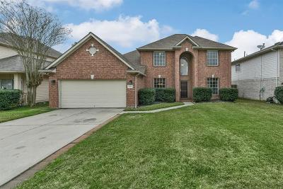 Tomball Single Family Home For Sale: 13606 Country Hill Court