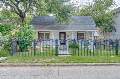 Greater Heights Single Family Home For Sale: 2714 Beauchamp Street