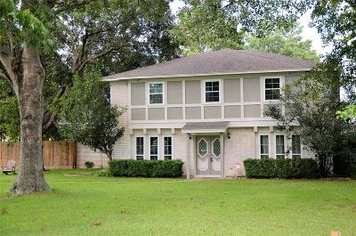 Houston Single Family Home For Sale: 13402 E Cypress Forest Drive