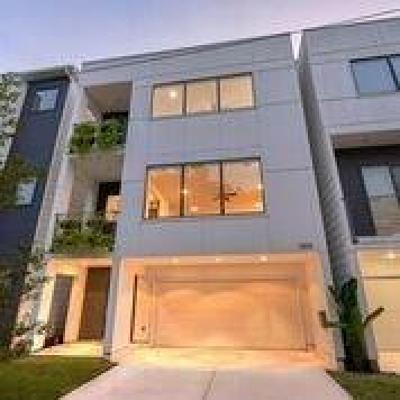 Houston Condo/Townhouse For Sale: 1805 Colorado Street
