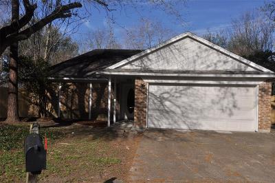 Houston Single Family Home For Sale: 13318 Gerrards Cross Dr Drive
