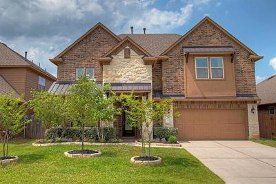 Conroe Single Family Home For Sale: 110 Pheasant Run Drive