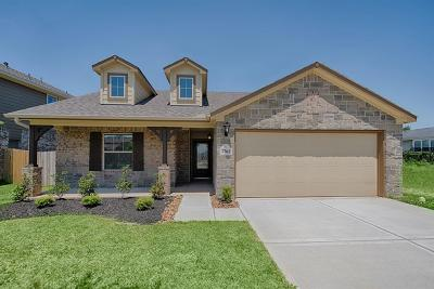 Conroe Single Family Home For Sale: 1761 Cindy Lane