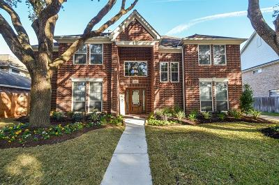 Richmond Single Family Home For Sale: 2210 Spanish Forest Lane