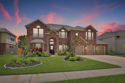 Pearland Single Family Home For Sale: 2011 Tall Timbers Ln Lane