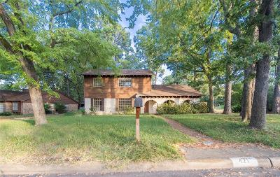 Single Family Home For Sale: 421 Oakhill Drive