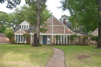 Single Family Home For Sale: 5931 Foresthaven Drive