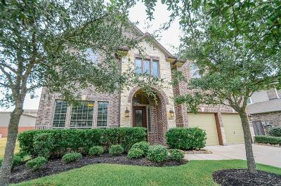 Katy Single Family Home For Sale: 27426 Charlenes Way Drive