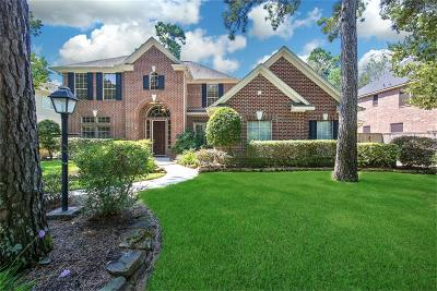 Kingwood Single Family Home For Sale: 6311 Hidden Lakes Drive