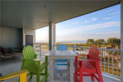 Galveston Condo/Townhouse For Sale: 27030 Estuary Drive #203
