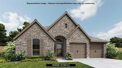 Pearland Single Family Home For Sale: 3304 Primrose Canyon Lane