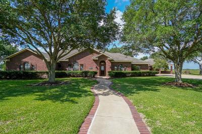 Wharton County Farm & Ranch For Sale: 391 Cr 207