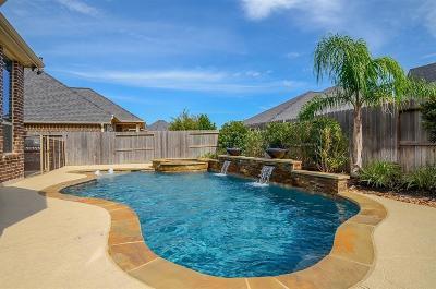 Fulshear Single Family Home For Sale: 5123 Bartlett Vista Court