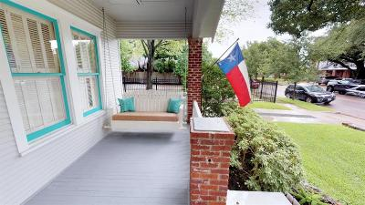 Houston Single Family Home For Sale: 943 Pecore Street