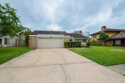 Houston TX Single Family Home For Sale: $169,500