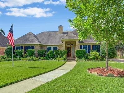 Houston Single Family Home For Sale: 4318 Mountain Flower Court