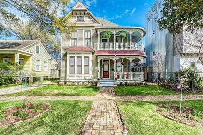 Houston Single Family Home For Sale: 1908 Decatur Street
