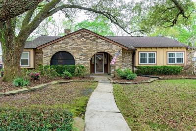 Houston Single Family Home For Sale: 2306 Eaglerock Drive