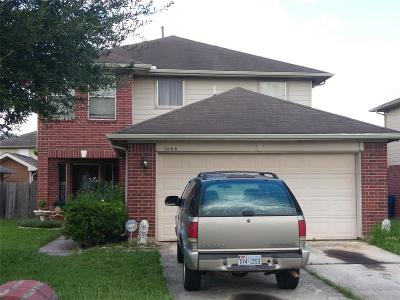 Channelview Single Family Home For Sale: 1004 Deerpass Drive
