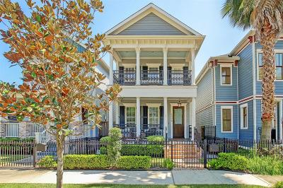 Houston Single Family Home For Sale: 1334 Nicholson Street