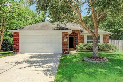 League City Single Family Home For Sale: 1240 Halls Bridge Drive