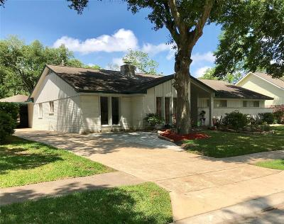 El Lago Single Family Home For Sale: 331 Bayou View Drive