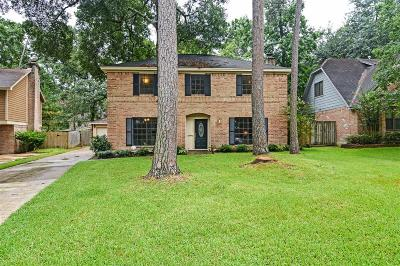 Spring Single Family Home For Sale: 8407 Barmby Court