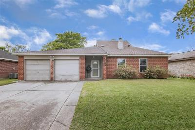 Channelview Single Family Home For Sale: 1339 Macclesby Lane