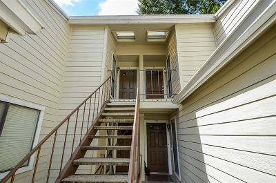 The Woodlands Condo/Townhouse For Sale: 3500 Tangle Brush Drive #74