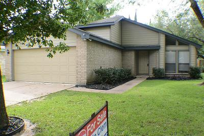 Houston Single Family Home For Sale: 10547 Waving Fields Drive