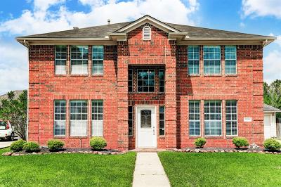 Pearland Single Family Home For Sale: 5709 Tyler Street