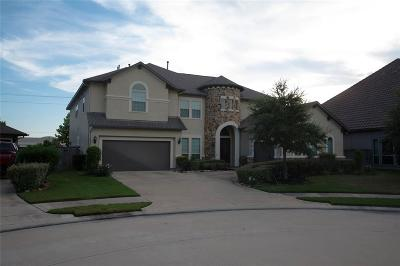 Katy Single Family Home For Sale: 4106 Waverly Key Court Court